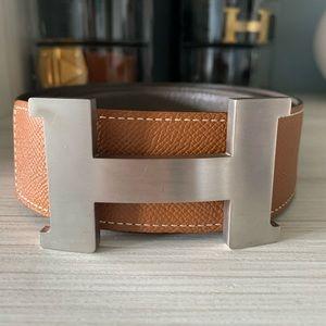 Hermes Men's Reversible belt